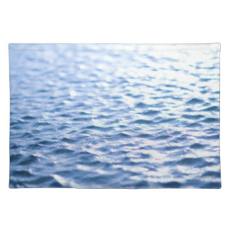 Tranquil Water Place Mats - Customizable