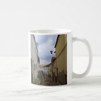 Tranquility. Basic White Mug