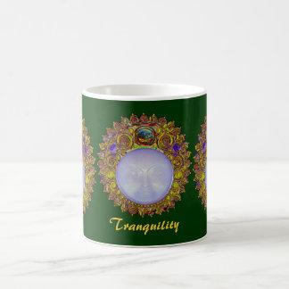 TRANQUILITY Ceramic Mug Green