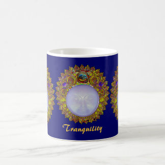 TRANQUILITY Ceramic Mug Navy BL
