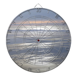 TRANQUILITY DARTBOARD WITH DARTS