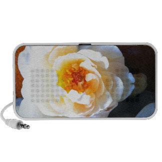Tranquility Flower Portable Speaker