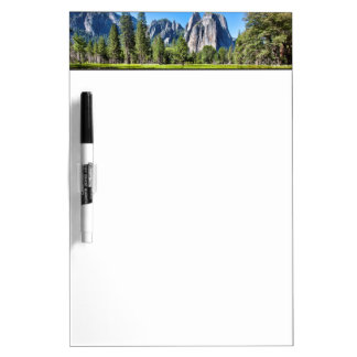 Tranquility In Yosemite Dry Erase Board