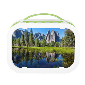 Tranquility In Yosemite Lunch Box