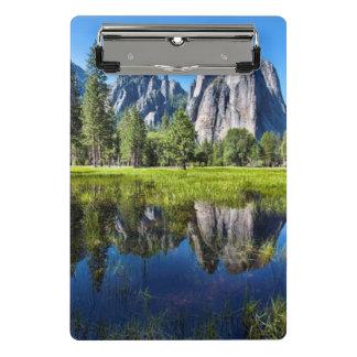 Tranquility In Yosemite Mini Clipboard