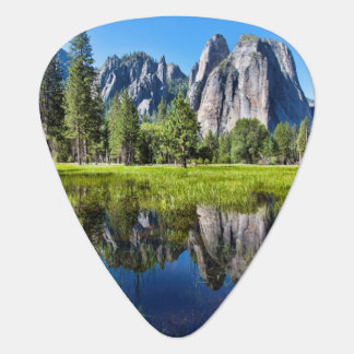 Tranquility In Yosemite Plectrum
