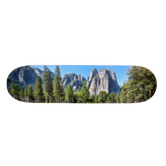 Tranquility In Yosemite Skate Deck