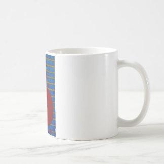 Tranquility Lost Basic White Mug