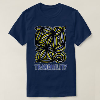 """Tranquility"" Men's T-Shirt"