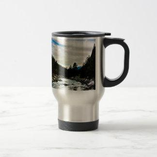 """Tranquility"" Coffee Mugs"