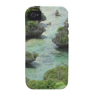 Tranquility of the ocean iPhone 4/4S covers