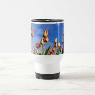 Tranquility Stainless Steel Travel Mug