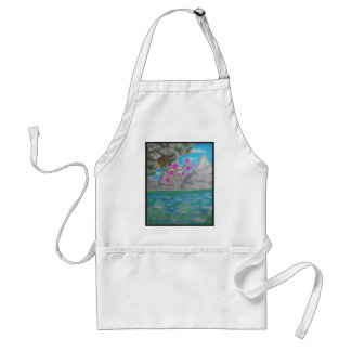 Tranquility Standard Apron