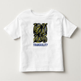 """Tranquility"" Toddler Fine Jersey T-Shirt"