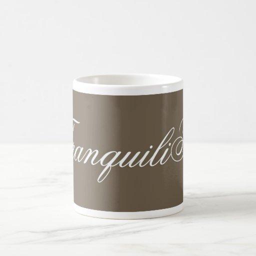 tranquility tranquiliTea Mug