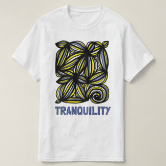 """Tranquility"" Value T-Shirt"