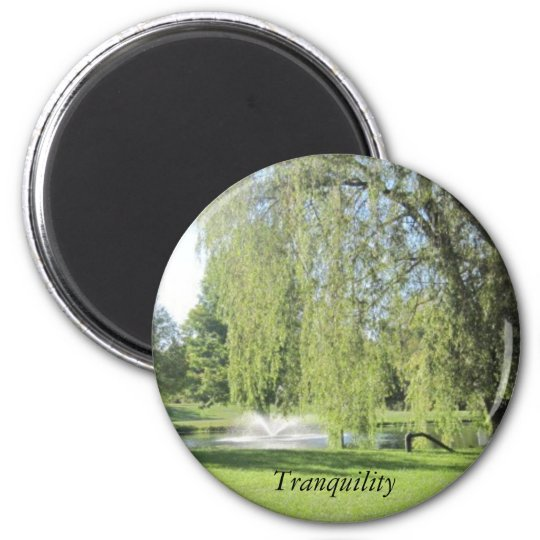 Tranquillity Magnet