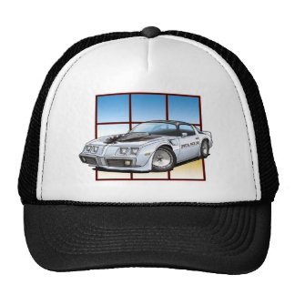 Trans Am Pace Car Cap