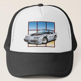 Trans Am Pace Car Trucker Hat