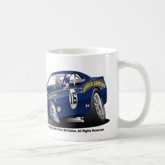 Trans-Am Racing Camaro Mark Donohue Parody Basic White Mug