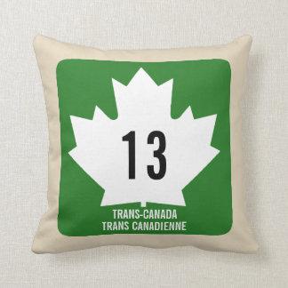 Trans-Canada signal Cushion