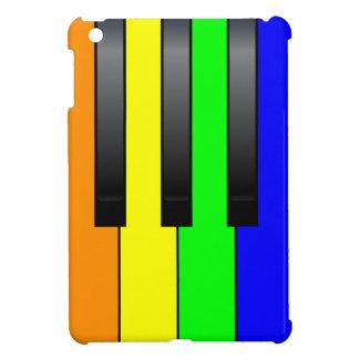 Trans Gay Piano Keys Cover For The iPad Mini