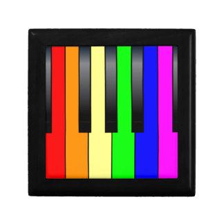 Trans Gay Piano Keys Gift Box
