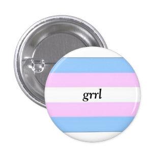 Trans Grrl Button