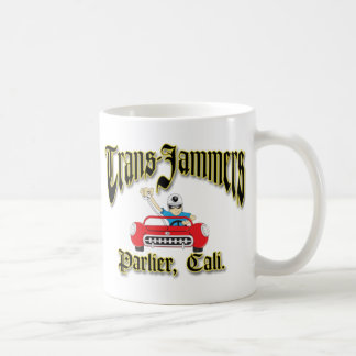 Trans Jammers Racing Club Coffee Mugs