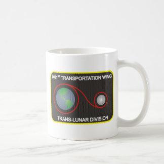 Trans-Lunar Basic White Mug