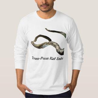 Trans-Pecos Rat Snake American Apparel Long Sleeve T-Shirt