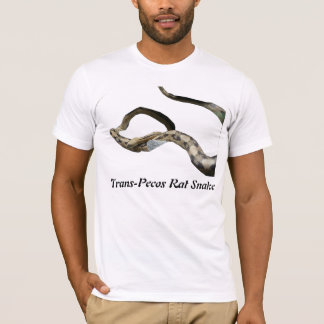 Trans-Pecos Rat Snake American Apparel T T-Shirt