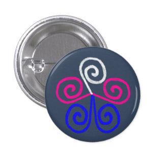 Trans Pride 3 Cm Round Badge