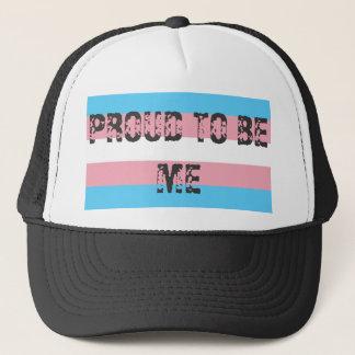 Trans Pride Cap