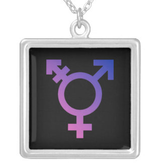 Trans Pride Necklace
