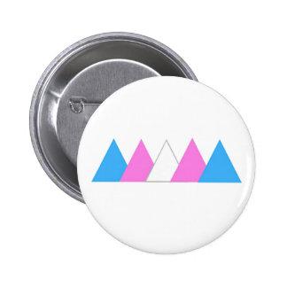 Trans Pride Triangle Pin