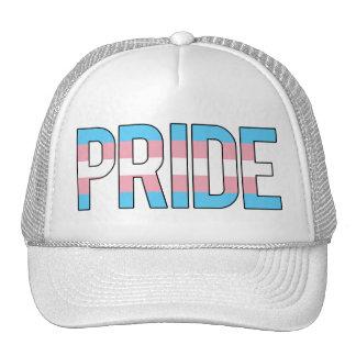 Trans-pride Trucker Cap