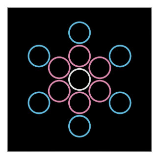 tranSacred circles Poster