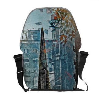 Transamerican Lifestyle Downtown SanFrancisco Courier Bags