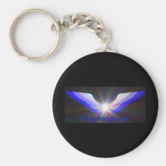 transangels.org basic round button key ring
