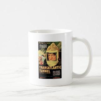 Transatlantic Tunnel Basic White Mug
