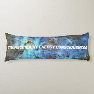TRANSCENDENT ENERGY CONSCIOUSNESS/JOYFUL PARTICIPA BODY CUSHION