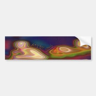 Transcendental Meditation Bumper Sticker