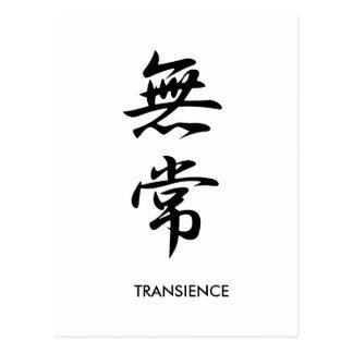 Transcience - Mojou Postcard