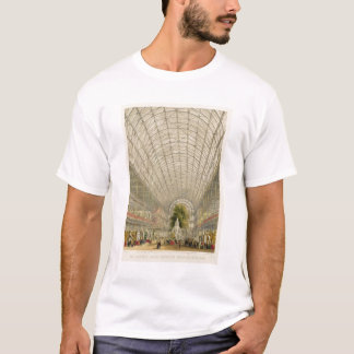 Transept of the Crystal Palace, pub. by Day and So T-Shirt