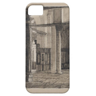Transept of the Mosque of El Aksa by James Tissot Barely There iPhone 5 Case