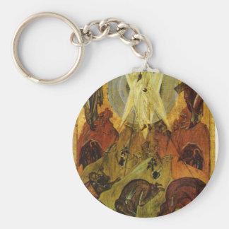 Transfiguration Key Ring