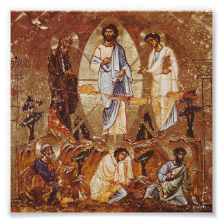 Transfiguration of Christ Photograph