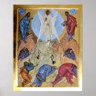 Transfiguration of Christ Poster