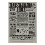 Transfiguration Today Magazine Poster